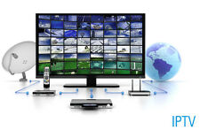 1 mese Full IPTV Enigma2 SMART TV Tablet Smartphone ecc. +3700 CANALI & VOD