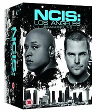 NCIS Los Angeles Naval Criminal Investigative Service Complete TV Series 1-5 DVD