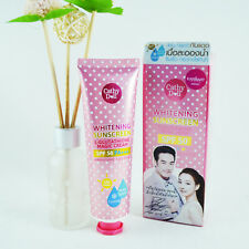 WHITENING CATHY DOLL CREAM LOTION SUNSCREEN GLUTATHIONE SPF50 PA  50+++