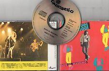 VASCO ROSSI CD VADO AL MASSIMO 1a EDIZIONE Carosello STAMPA FRANCESE