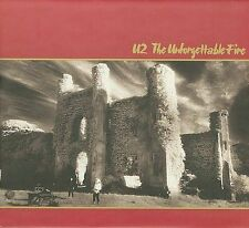 The Unforgettable Fire [Deluxe Ed.] U2 - 2 CD Box Set NEW/SEALED & Ships From US