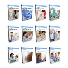 Nursing Nurse Training Course Manual Collection Bundle