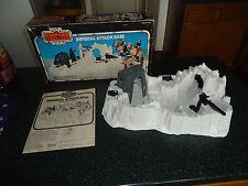 Vintage Star Wars ESB Imperial Attack Base Playset in Original Box!