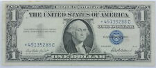 1957 Series US $1 One Dollar Star Note Silver Certificate Small Note P254083