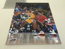 Michael Jordan Chicago Bulls 16x20 Picture NBA Basketball Kobe Bryant Lakers