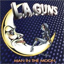 L.A. GUNS - Man In The Moon CD