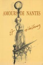 AMOURS DE NANTES ET D'AILLEURS : ACADÉMIE DE BRETAGNE ET DES PAYS DE LA LOIRE