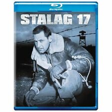 Stalag 17 (Blu-ray Disc, 2013) William Holden  WWII  POW film    BRAND NEW