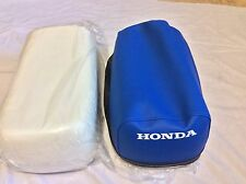 """Honda ATC70 ATC 70 1984-1985 New Foam+ BLUE"""" SEAT COVER Without #70 HIGH QUALITY"""