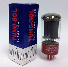 NIB new Tung Sol 5881 6L6WGB vacuum tubes $15 each,matched pair or quadAvailable