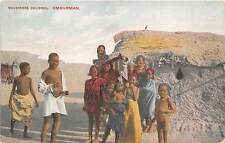 B84726 soudanese children omdurman types folklore   sudan