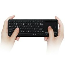 RC8 2.4G Mini Wireless Keyboard Touchpad Air Fly Mouse for Android TV Box OV