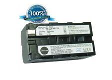 7.4 V Batteria per Sony HVR-Z1E, dcr-trv125, HVR-Z1J, DCR-VX2001, CCD-TRV26E, HDR -
