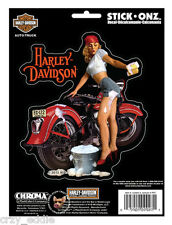 HARLEY DAVIDSON SHINE'ER UP SEXY LADY DECAL SHINE HER UP MADE IN THE USA