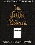 The Little Prince, 50th Anniversary Edition, , Saint-Exupery, Antoine de, Very G