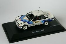 Opel Ascona B400 #1 Sachs Winter Rally 1981 05525 Schuco 1:43 New!