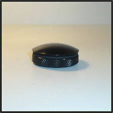Volvo V70 Rear Wiper Delete Plug - Painted Plug - Black Glossy