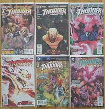 DC COMICS THUNDER AGENTS #1 2 3 4 5 6 COMPLETE SERIES RUN