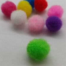 100x15mm Mix Cotton Velvet Ball for Round Locket Fragrance Aromatherapy Diffuser