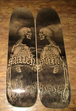 skateboard Powell Peralta RODNEY MULLEN deck skeleton DECOMPOSED freestyle RARE