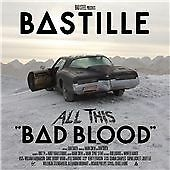 BASTILLE - ALL THIS BAD BLOOD        2 x CD Album      (2014)