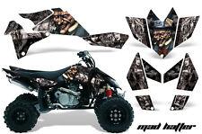 Suzuki LTR450 AMR Racing Graphics Sticker Kits ATV LTR 450 DECALS 06-09 MAD BS
