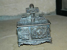 VINTAGE DURHAM INDUSTRIES DIECAST 1976 WOOD BURNING COOK STOVE #24