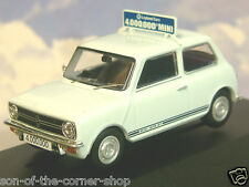 Vanguards 1/43 1976 Mini 1275gt 1275 Gt Glaciar Blanco 4,000,000 Th Mini va13505