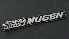 Mugen Badge BLACK CIVIC INTERGA S2000 TYPE R VTEC