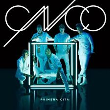 CNCO CD - PRIMERA CITA (2016) - NEW UNOPENED - LATIN
