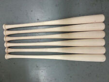 "6 33"" Wood Baseball Maple Blem Bats"