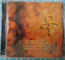 """Prince: """"The Gold Experience CD""""  1995"""