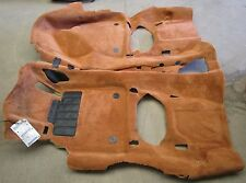 97-05 Porsche Carrera 911 996 Natural Brown Carpet OEM