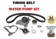 FOR TOYOTA MR2 2.0i 1989-1992 TIMING CAM BELT TENSIONER KIT + WATER PUMP