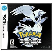 Pokemon black version jeu DS neuf