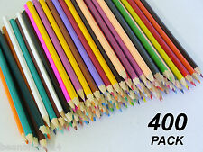 Bulk 400 Pack Coloured Pencils