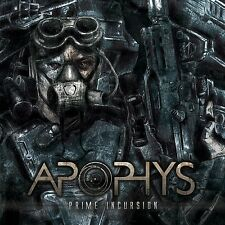 APOPHYS - PRIME INCURSION  CD NEU