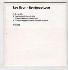 (HB771) Lee Ryan, Reinforce Love - DJ CD