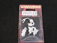 Limited Release PR38 'Promo' Warhammer Night Goblins with Fanatic Metal Blister