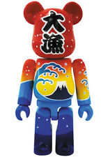 Medicom Bearbrick Series 30 100% FLAG Japanese Fisherman