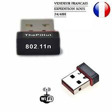 CLE WIFI USB NEUVE 150 Mbps WIRELESS SANS FIL 802.11 N/B/G