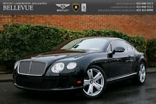 Bentley: Continental GT Coupe