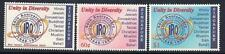 SINGAPORE MNH 1999 SG975-77 50th Anniversary of Inter-Religious Organization