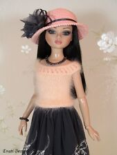*evati* OOAK outfit for ELLOWYNE WILDE * AMBER * LIZETTE * Tonner *1*