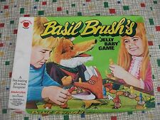 Denys fisher vintage basil brush's jelly baby board game ~ basil brush