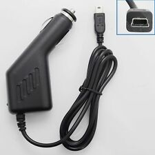 In Car Charger Power Lead for Tom tom Mini USB connector Sat Nav One v2 v3 XL UK