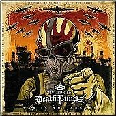 Five Finger Death  - Punch War Is The Answer CD
