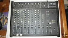 Peavey Unity 1000 8 Channel Analog Mixer Mixing Board