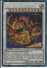 YuGiOh Star Eater JOTL-EN047 Secret Rare 1st Edition Holo Foil Card Mint