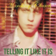 MARCHING CHURCH - TELLING IT LIKE IT IS   CD NEU